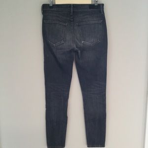Agolde Jeans - Agolde Sophie High Rise Skinny In Rockport